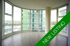 Yaletown Apartment for sale: Marinaside's Resort 2 bedroom 1,009 sq.ft. (Listed 2018-02-14)